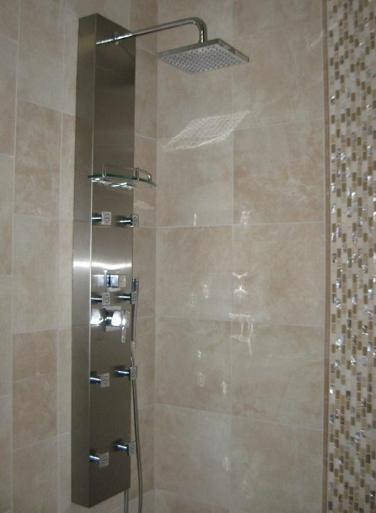 how to fix down tile edging