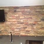 Ceramictec Interior Dry Stacked Stone Veneer Accent Wall